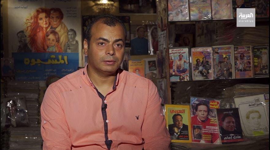 المخرج أحمد جمال صاحب متحف عادل إمام