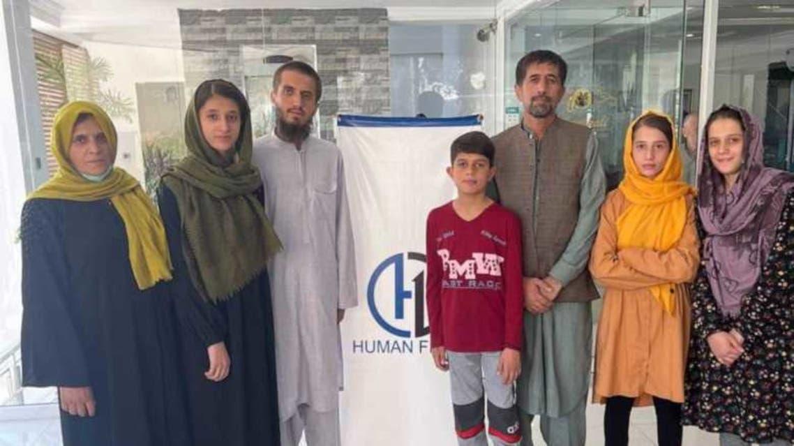 مترجم افغان که به بایدن کمک کرد