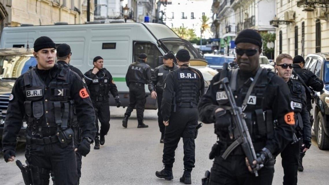 الأمن الجزائري