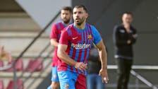 برشلونة ينتظر مشاركة أغويرو الأولى