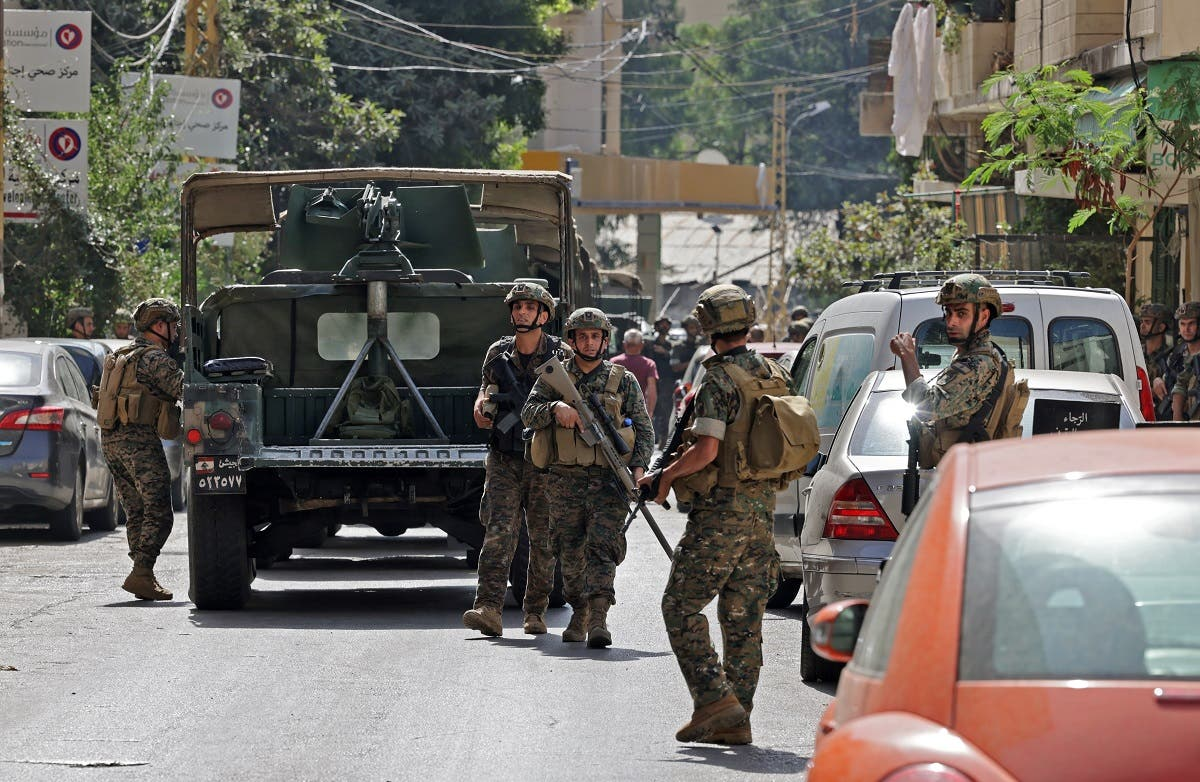 Bullets and bullets in Beirut … and dozens of snipers on the rooftops