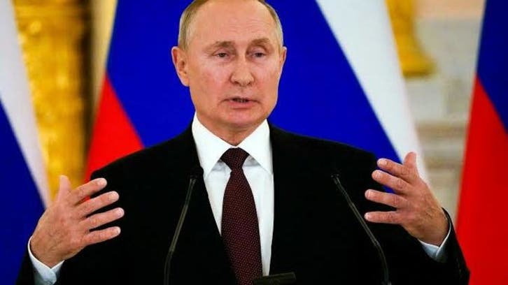 پوتین: تروریستها از سوریه و عراق وارد افغانستان میشوند