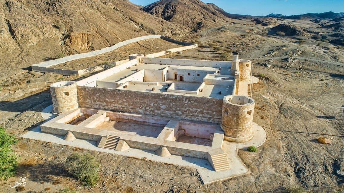 قلعة الزريب