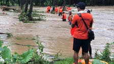 At least 19 dead in Philippines tropical storm