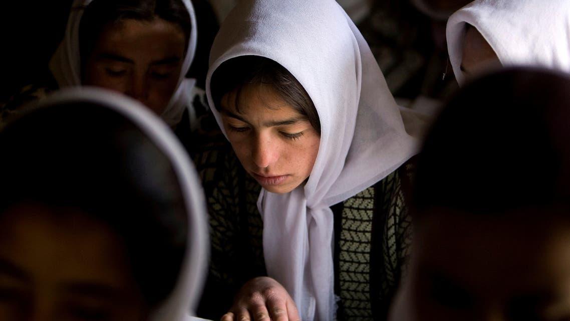 مدرسهای در افغانستان