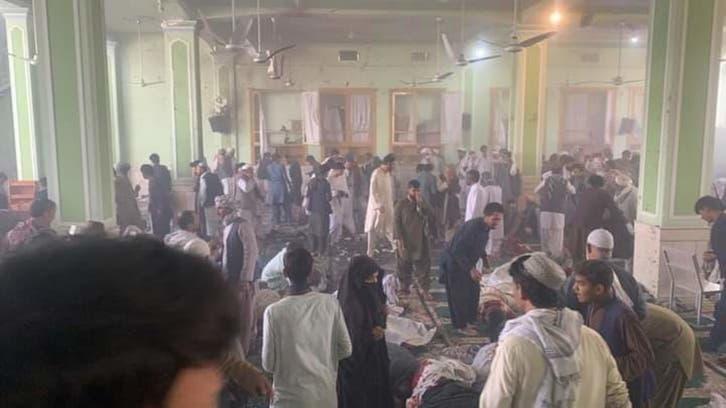 انفجار در مسجد شیعیان قندهار 62 کشته و 68 زخمی بر جای گذاشت