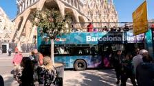 برشلونة تعقد آمالاً كبيرة على عودة السياحة الجماعية