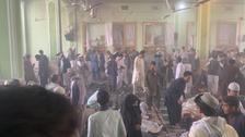 افغانستان کے شہر قندھار کی امام بارگاہ میں نماز کے وقت دھماکے میں ہلاکتوں کی تعداد 62
