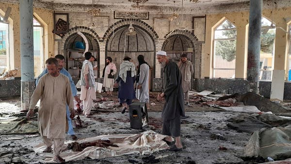 ISIS claims responsibility for mosque attack in Afghan city of Kandahar