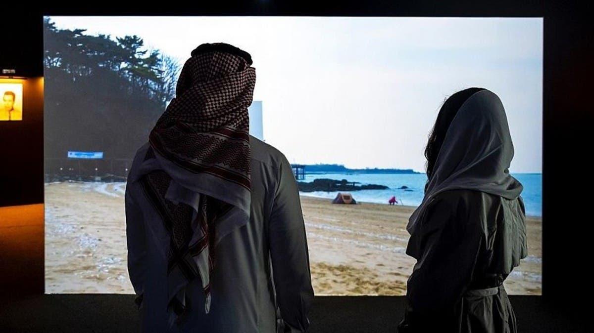الثقافة السعودية تطلق معرض بينالسور في حي جاكس بالدرعية thumbnail