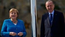Turkey's Erdogan bids farewell to Merkel after 16 years of ties built on pragmatism