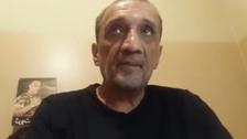 بدا خائفاً.. فيديو مريب للمتحدث باسم ضحايا انفجار بيروت