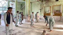 داعش يتبنى تفجير مسجد قندهار.. انتحاريان نفذا العملية