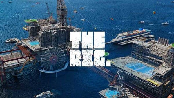 'THE RIG.': Saudi PIF announces tourism project inspired by offshore oil platforms