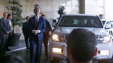 اللجنة الدستورية السورية تتفق على الشروع في صياغة الإصلاحات