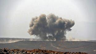التحالف ينفذ 38 عملية استهداف للحوثيين في العبدية في 24 ساعة