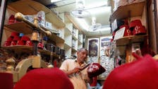One of Egypt's dwindling fez makers takes pride in craft despite drop in popularity