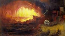 شهر اِنجیلیِ «سدوم» را ممکن است یک سیارک نابود کرده باشد