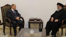 Lebanon tensions test alliance between Shia Hezbollah, Christian Aoun