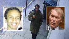 انظر إلى الصومالي قاتل النائب البريطاني وهو متجه لطعنه