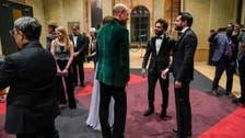 شاهزاده ویلیام در حاشیه مراسم «ارث شات» از محمد صلاح استقبال کرد