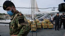 Portugal seizes cocaine worth $232 mln on board yacht in Atlantic Ocean