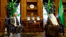 Saudi Minister of State for Foreign Affairs meets US Special Envoy for Iran