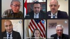 تاکید کشورهای عضو دائم شورای امنیت بر ضرورت تکمیل اجرای توافق ریاض