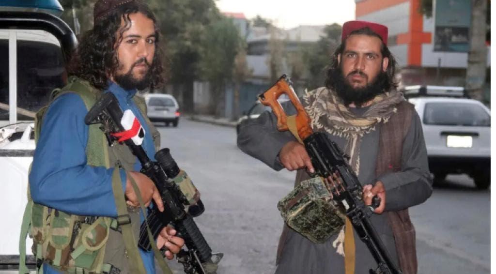 من عناصر طالبان