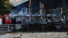 14 کشته در پی وقوع انفجار دو بمب در دمشق