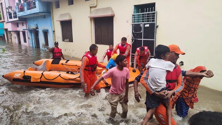 India, Nepal flood death toll mounts to 150