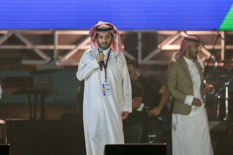 Half a million ignite the launch party of the Riyadh season 2021
