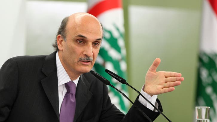 Geagea: Military court should first question Hezbollah's Nasrallah on Beirut violence
