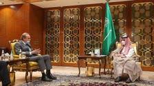 وزير الخارجية السعودي يبحث مع المنسق الأوروبي انتهاكات نووي إيران