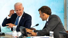Biden, Macron discuss 'stronger' European defense: White House