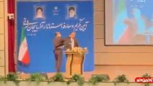 جديد عن صفع محافظ في إيران.. سبب ولا أغرب