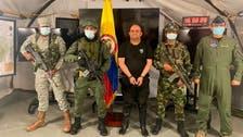 Colombia captures Otoniel, drug kingpin and gang leader