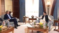 امریکی خصوصی صدارتی نمائندہ برائے ماحولیات جان کیری کی پاکستانی وزیر اعظم سےملاقات