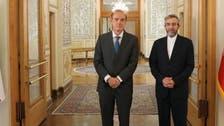 لبحث استئناف محادثات فيينا.. لقاء أوروبي إيراني في بروكسل