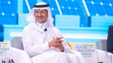 Saudi energy minister at FII: Carbon offsets can help with emissions goal