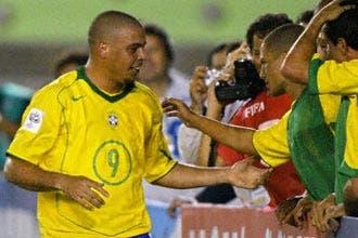 رونالدو أصبح رجل البرازيل الأول!