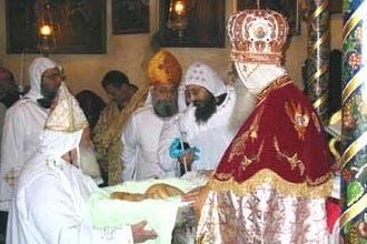 """البابا شنوده يعتكف في دير الإنبا بيشوي احتجاجا على """"خطف"""" المسيحيات"""