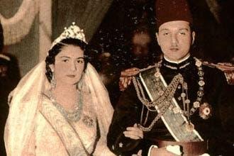 ابنة ملك مصر السابق تدفن بالمقابر الملكية في القاهرة