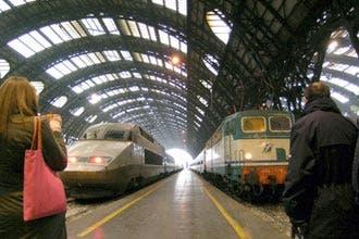 """قطار إيطالي سريع للتحذير من """"خطر"""" الإسلام على الغرب"""