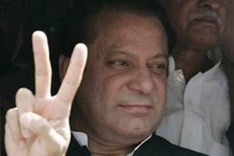 إبعاد نواز شريف إلى السعودية بعد ساعات من وصوله إلى باكستان