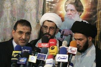 حزب الدعوة الإسلامية تنظيم العراق يخطط للانسحاب من الائتلاف