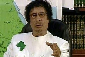 """معمر القذافي: الديمقراطية تعامل الناس """"مثل الحمير"""""""