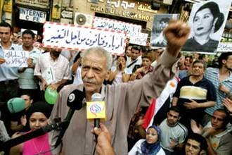 Egyptian opposition poet out of hospital