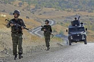 """قوات تركية تتوغل بالأراضي العراقية لملاحقة متمردي """"الكردستاني"""""""