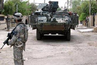 العراق: الجيش الأمريكي يقتل 11 عنصرا من الميليشيات الشيعية